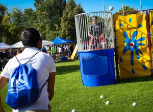 Blue and Gold Welcome Week includes numerous community events