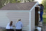 UNK Softball - Habitat for Humanity
