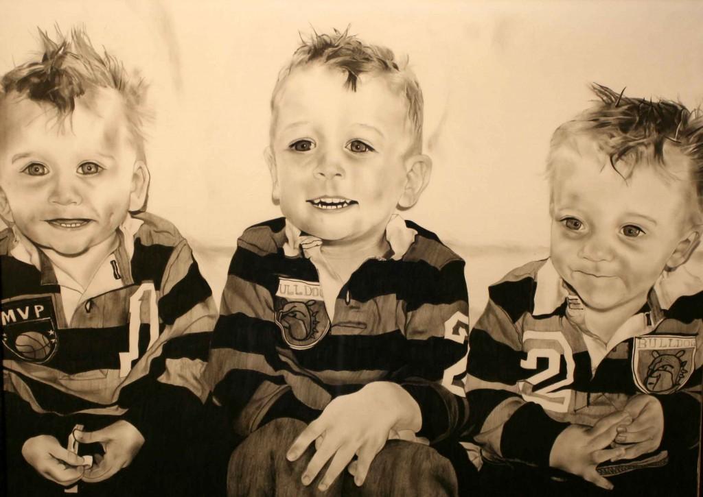 """""""Baby Triplets"""" by Lanisa Tofoya"""