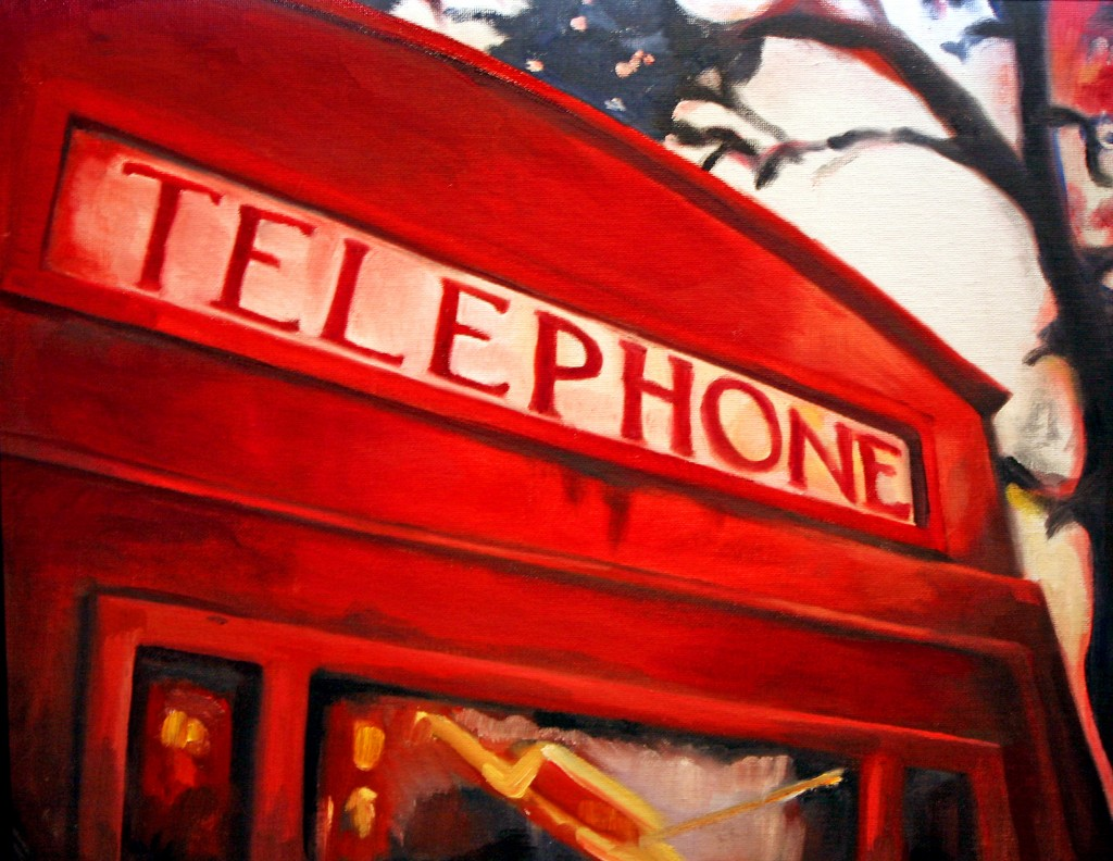 """TELEPHONE"" by Molly McPhillips"