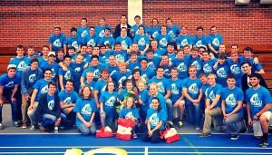 Sigma Phi Epsilon raises $15,000 in Muscle Walk event
