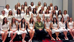 Alpha Xi Delta sorority reinstalled at UNK after 45-year absence