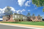 Health Sciences Ed Building