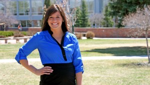 New student body president Schulte inaugurated at UNK