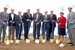 Health Science Education Complex Groundbreaking