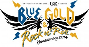 Blue Gold Homecoming Logo 2014