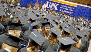 UNK to graduate 214 at Aug. 1 summer commencement