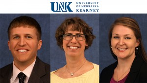 Academic and Career Services promotes Rundstrom, Estes and Gunderson