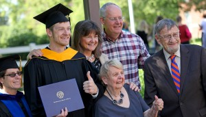 PHOTO GALLERY – Summer Commencement 2014