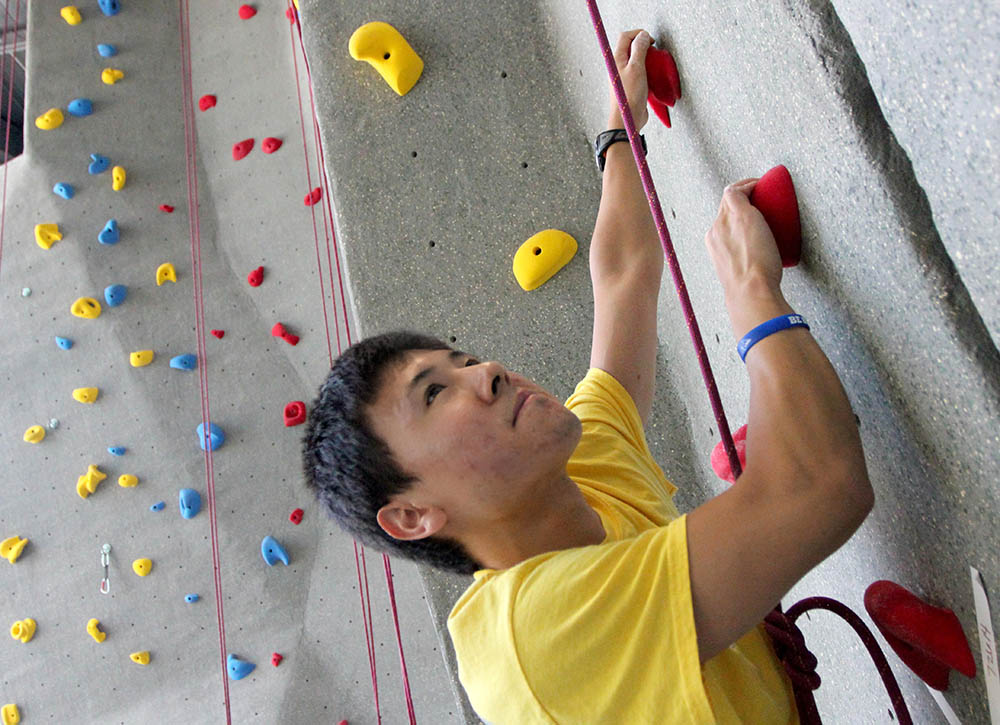 Ryo Suzuki Rock Wall B