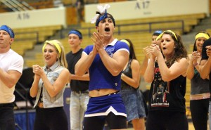PHOTO GALLERY: Homecoming Spirit Competition