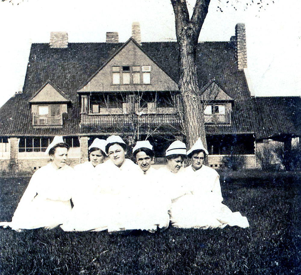 Tuberculosis Hospital Nurses