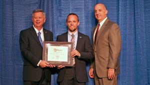 UNK honored with Governor's Wellness Award