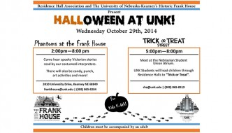Halloween at UNK