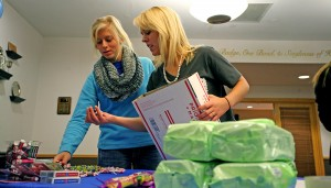 AOII seeks public donations for Sisters for Soldiers event