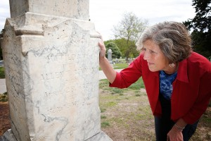 Cemetery Desecration: Carol Lilly Uncovers Significance, Symbolism of Yugoslavian Gravestones