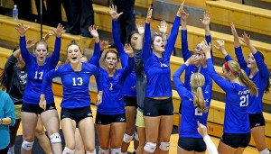 NCAA Tourney: Loper Volleyball first-round match webcast live