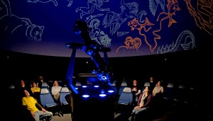 Planetarium popularity continues to grow with students, community