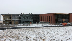 CONSTRUCTION UPDATE: Health Science Education Complex – Dec. 23