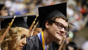 UNK to graduate 427 at Friday winter commencement