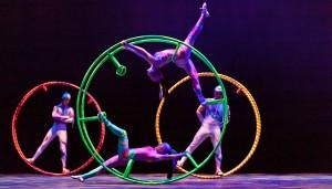 Golden Dragon Acrobats headline Feb. 7 'Cirque Ziva' hosted by UNK
