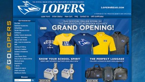 UNK Athletics launches new online store LopersGear.com
