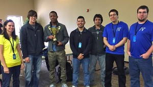 Information Networking and Telecommunications team first at cyber defense competition
