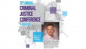 Matthew Sandusky to share sexual abuse story at UNK Criminal Justice Conference