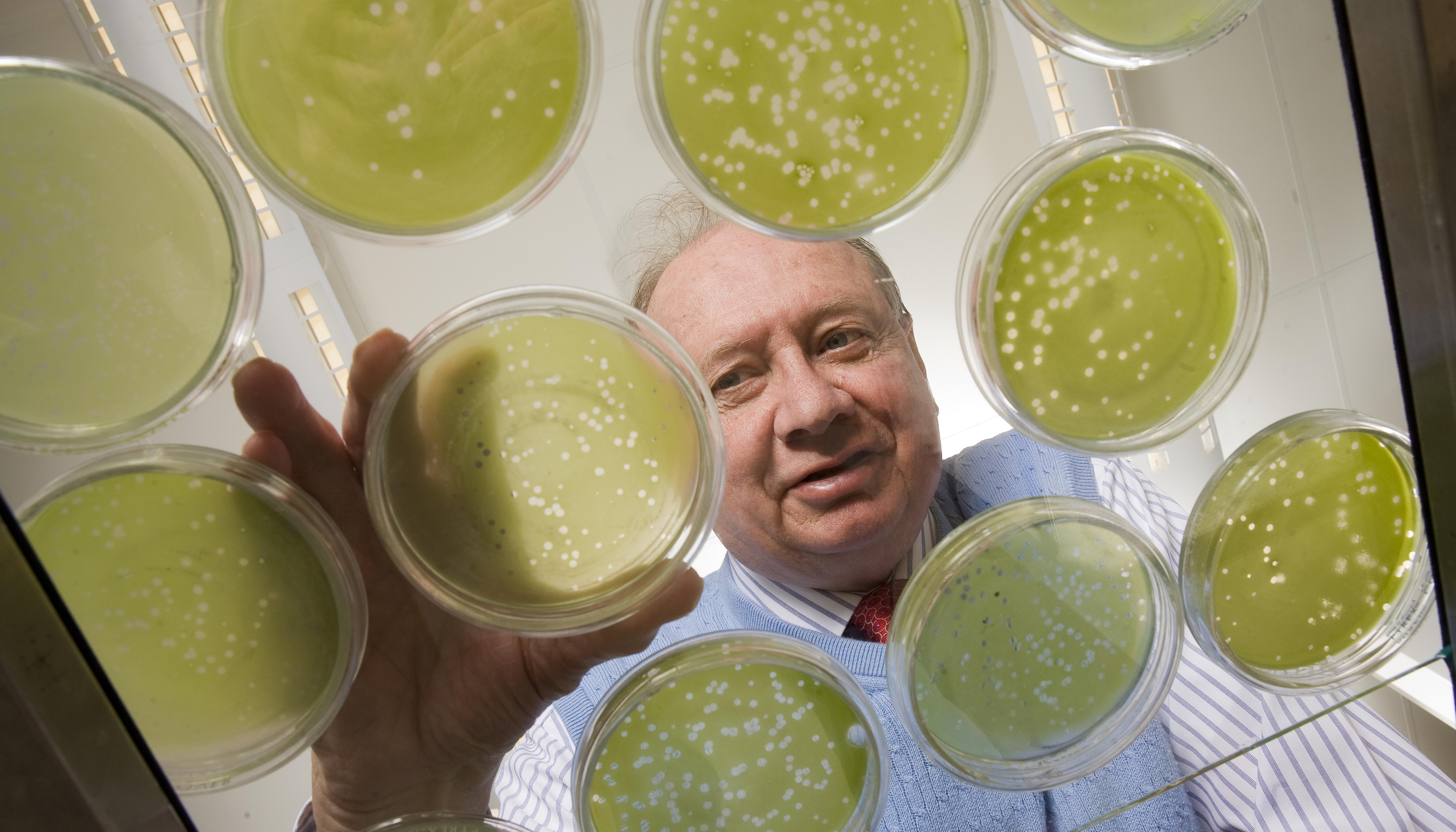 Beadle Center Plant Pathology