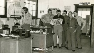 UNK professors, students study air base history in 'Kearney Goes to War' project