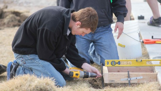 The Big Event helps UNK students give back, say thanks to Kearney