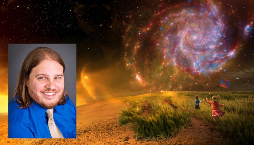 UNK faculty Adam Jensen picked for NASA exoplanet project