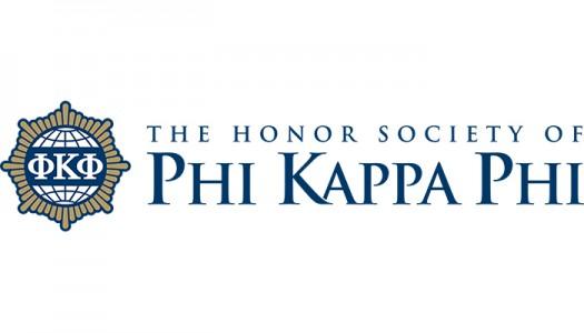 Phi Kappa Phi honor society adds 48 new members