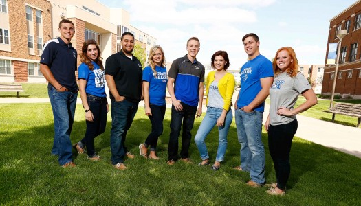 New Student Enrollment leaders selected to lead campus visits May 18 to June 25
