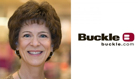 The Buckle's Karen Rhoads named UNK distinguished alumna