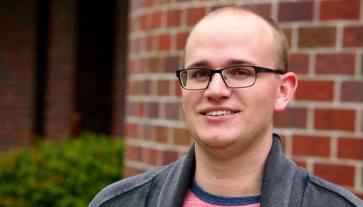 UNK graduate Ethan Moore overcomes poverty, abuse to help others suffering
