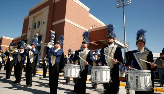 UNK marching band headed to Norway for parade performances