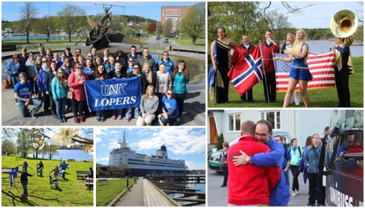 PHOTO GALLERY: Norway Band Trip