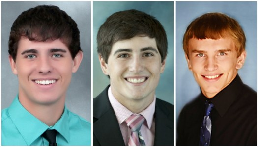 Buckle Excellence scholarships awarded to three