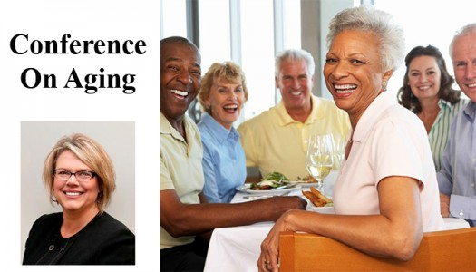 Conference on Aging promotes proactive aging