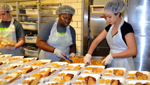 Campus Kitchen gets $25,000 gift in honor of Barbara Johnson