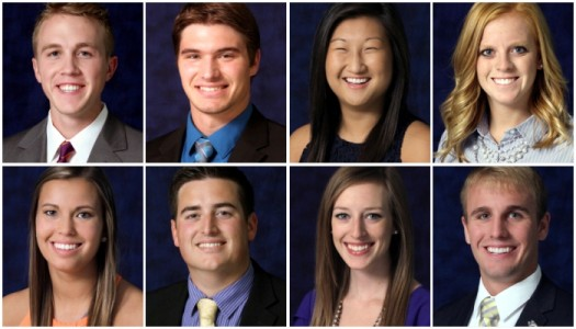 Eight finalists named for UNK homecoming royalty