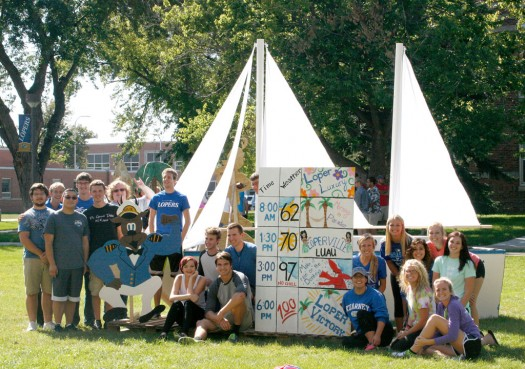 PHOTO GALLERY: Homecoming Lawn Display Contest