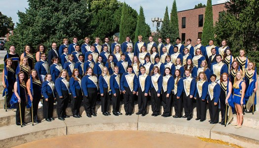 Pride of the Plains Marching Band names members, performance schedule
