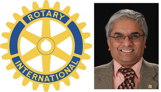 Seshadri named Rotarian of the Year for Nebraska District 5630
