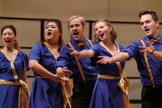 PHOTO GALLERY: UNK Choirs concert