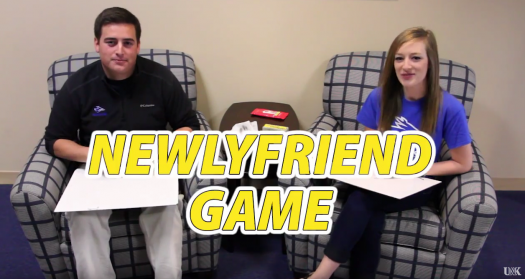 VIDEO: Homecoming Candidates Shelby Rust and Landon Killion