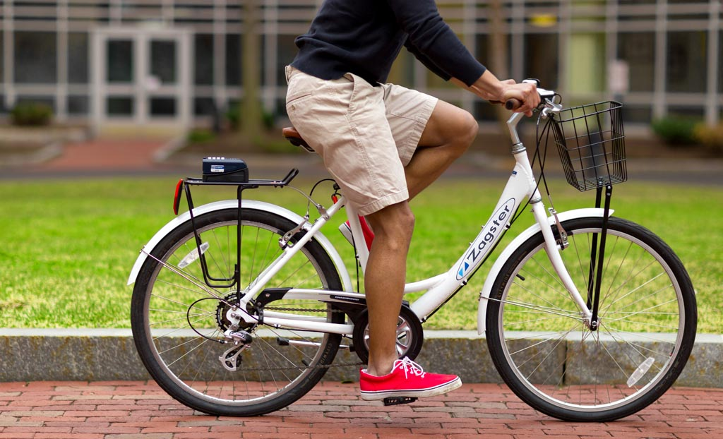 UNK adds 40 bicycles on campus for new bike share program