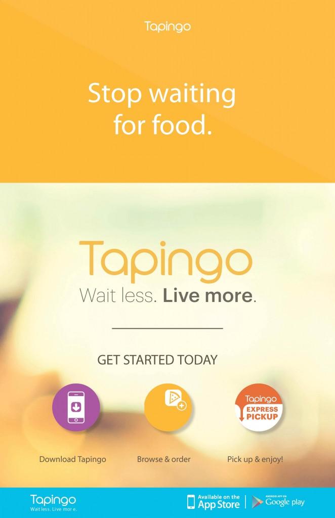 Tapingo-Flier