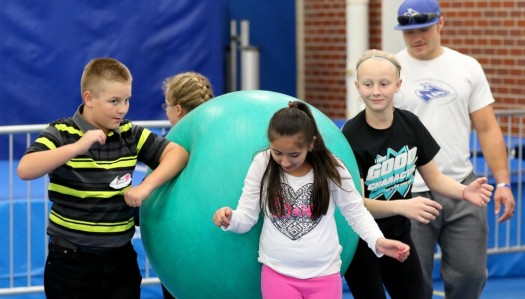 Elementary students gain leadership skills at UNK conference